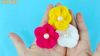 Aprenda Fazer Flor de Crochê – Super Fácil