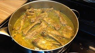 Costillas De Cerdo En Chile Verde  [deliciosa Receta ]