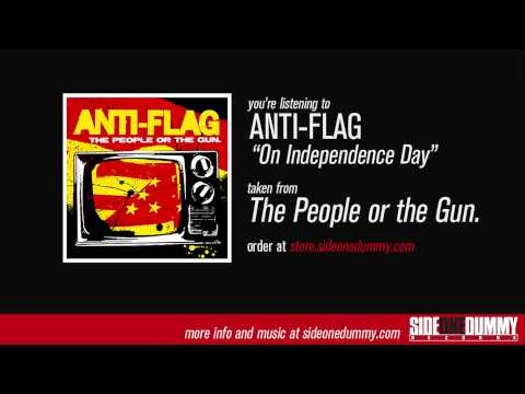 Anti-Flag - On Independence Day mp3
