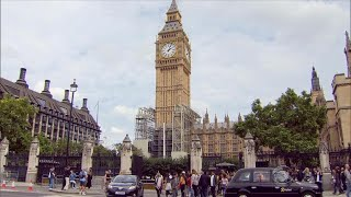 Big Ben goes silent for four years starting Monday