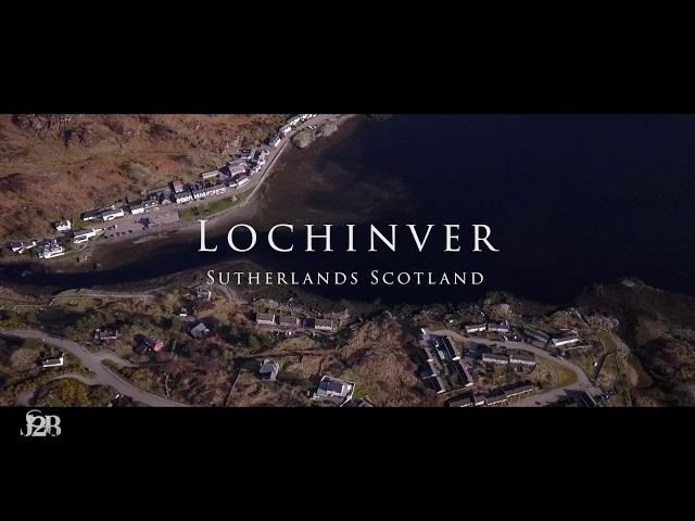 Assynt Lochinver Dronage