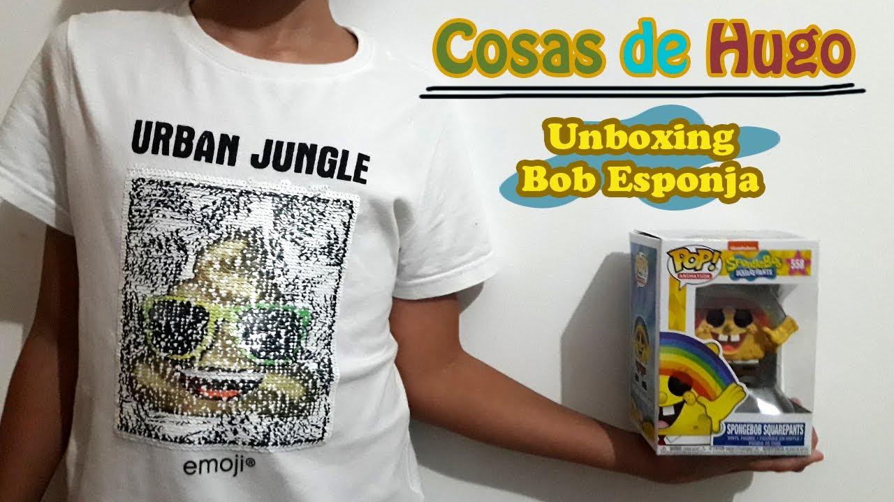 Cosas de Hugo - Unboxing Bob Esponja Funko Pop