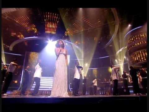 WHITNEY HOUSTON STARS ON THE X FACTOR SINGING MILLION DOLLAR BILL (HQ)
