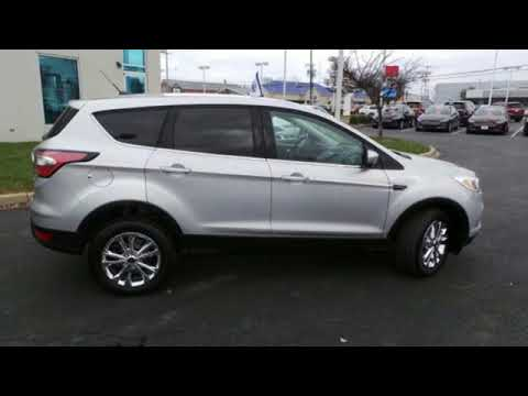 2017 Ford Escape Louisville, KY #FP5790