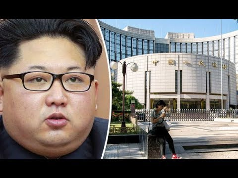 Chinese take 'gigantic step' to pressure Kim Jong-Un