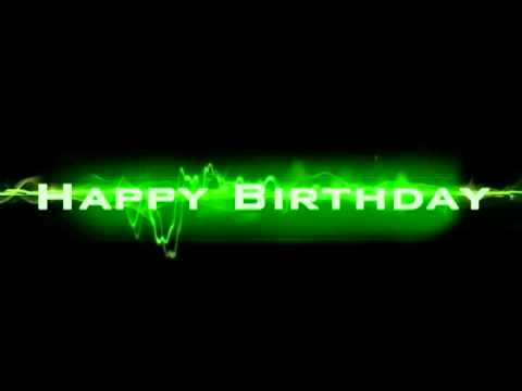 Happy Birthday Mw2 Style Intro Youtube