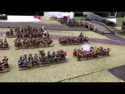 Battle of Blenheim 2017 Black Powder