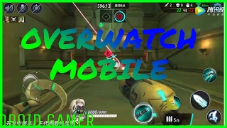 Hero Mission o Maior clone de Overwatch para Android