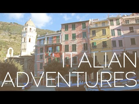 italian adventures -- je suis en france! (French Study Abroad Vlog #10)