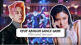 [NEW+OLD] MIRRORED KPOP RANDOM DANCE GAME | NO COUNTDOWN