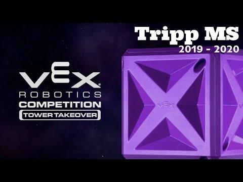 Tripp Middle School VRC Qualifier 2019-2020 Season