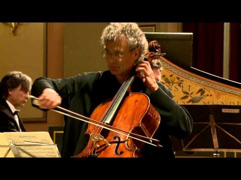 THOMAS DEMENGA-CPE. BACH CELLO CONCERTO A MAJOR, Wq 172, III MVTO, Allegro Assai