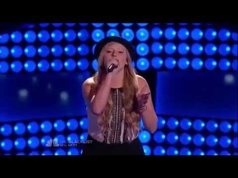Jessie Pitts ( The Story ) - The Voice US Season 7