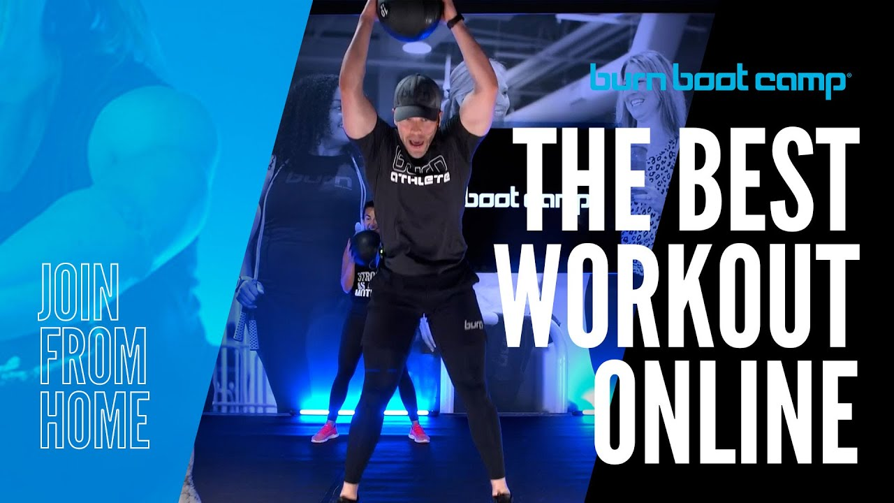 🔥The Best Workout Online   #AtHomeWorkout   Burn Boot Camp