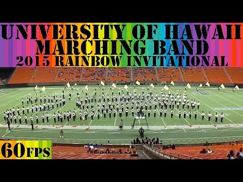 FAIRE LA LOUBA: MUSIC OF CIRQUE DU SOLEIL | University of Hawaii Marching Band | 60fps