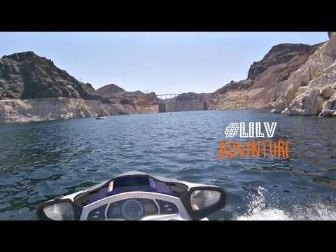 Rented a Jet Ski to Explore Lake Mead!  WORTH IT!!!