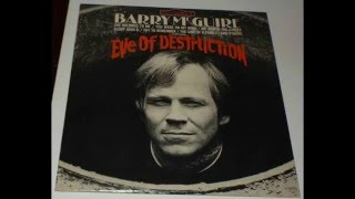 EVE OF DESTRUCTION--BARRY McGUIRE (NEW ENHANCED RECORDING) 720p