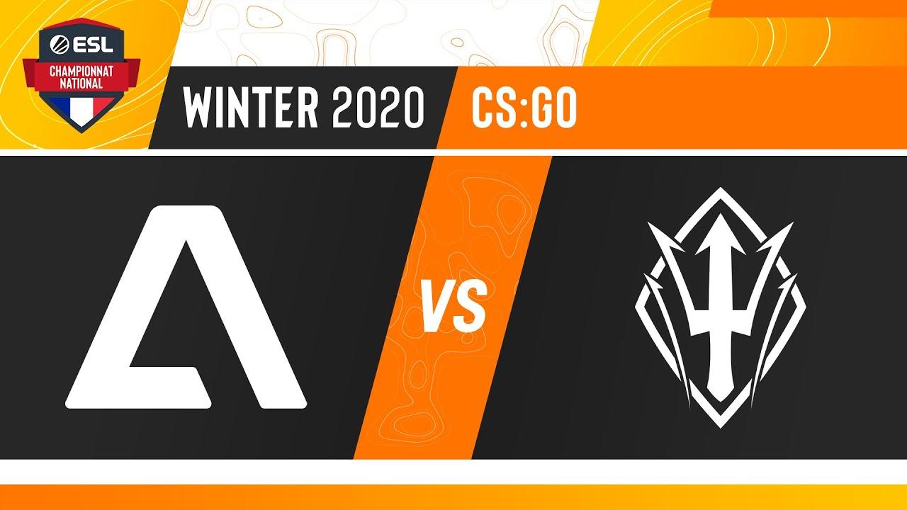 CS:GO - Alltech Esports vs APOLOGIS Esport - Dust2 - ECN Winter 2020