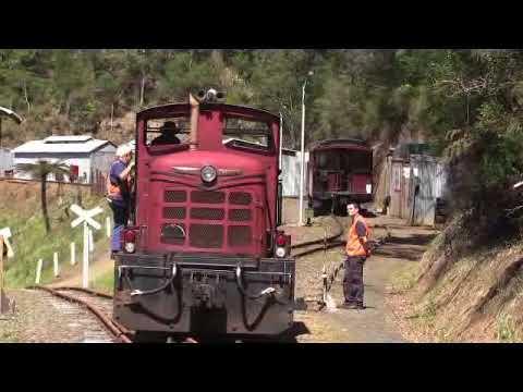 Walhalla Goldfield railway 18th October 2017