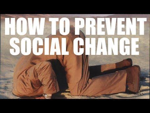 Alfie Kohn - How To Prevent Social Change