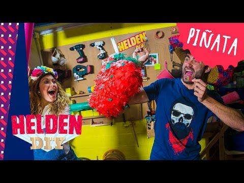 🎊 Knutsel een piñata met Maureen en Sieg | Helden DIY