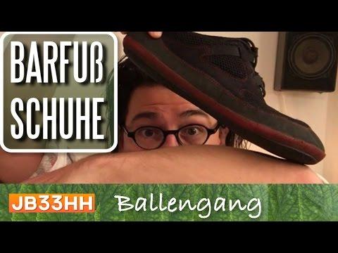 Barfußschuhe und Ballengang: Erklärung & Erfahrung | GODO Dr. Peter Greb | Dirk Beckmann
