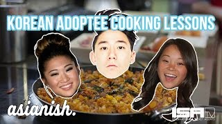 Growing Up on Asian Food Vs American Food!? w/Jenna Ushkowitz DANakaDAN+Sam Futerman -ASIAN-ISH EP2