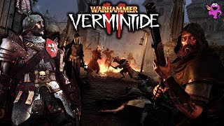 THE MOST VERSATILE HALBERD - Legend Knight - Warhammer Vermintide 2 Gameplay