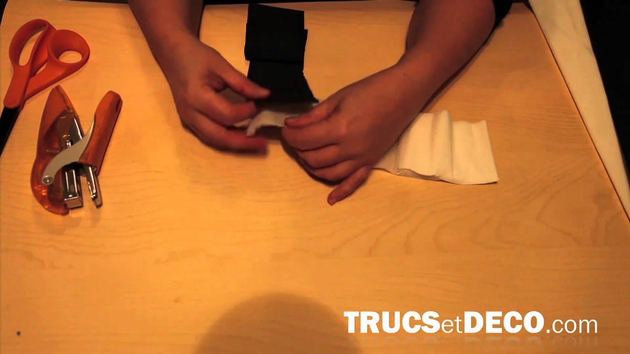 Guirlande en papier cr pon comment la r aliser - Comment faire une chaussure en papier ...