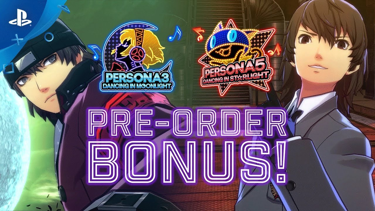 Persona 3 Dancing In Moonlight 5 Starlight Tekken 7 Foldable Fan Ps4 Region English Pre Order Bonus Trailer