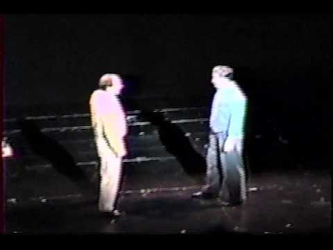 City of Angels  1991 LA Cast  Jeff McCarthy, Stephen Bogardus  You're Nothing Without Me