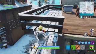 Live Fortnite... Discovery of the typhoon skin