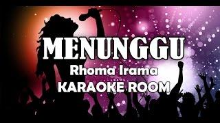 Video Menunggu Karaoke - Rhoma Irama Lirik Lagu Karaoke Dangdut Tanpa Vocal download MP3, 3GP, MP4, WEBM, AVI, FLV Januari 2018