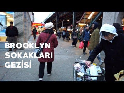 Amerika'nın Gerçek Yüzü: Brooklyn Sokaklarında Sıradan Bir Gün