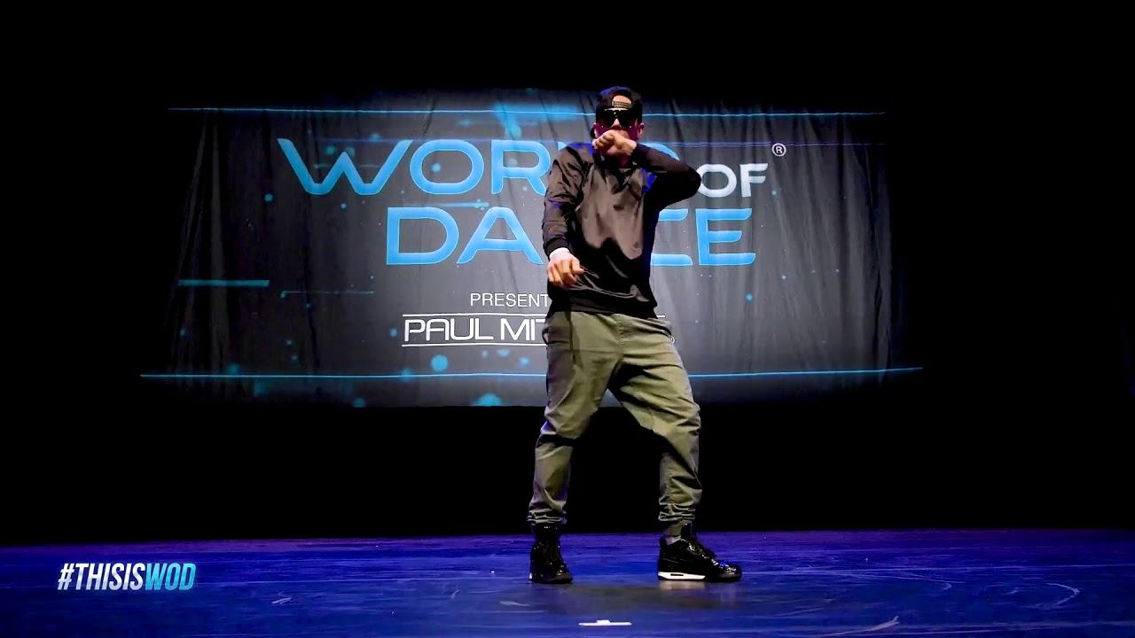 Poppin John   FrontRow   World of Dance 2017   #WODATL17   Doovi