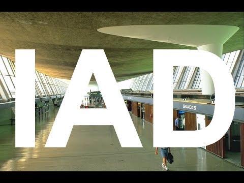 Airport Chronicles: IAD - Dulles International Airport Washington DC - February 19, 2018