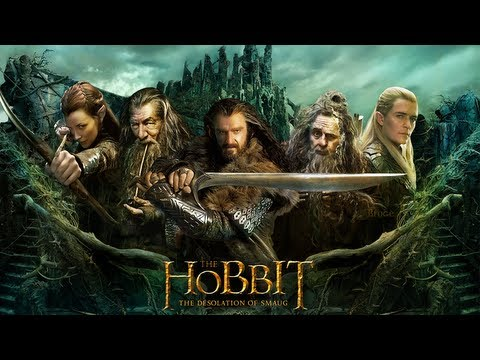The Hobbit: The Desolation of Smaug 2013 Official Trailer