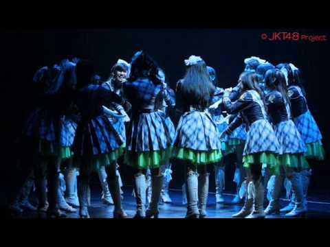JKT48 - Gokigen Naname Na Mermaid ( Clean Version - No Chant )