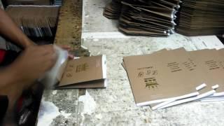 Paperbag keren