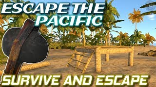 First Look | Escape The Pacific Gameplay | EP1