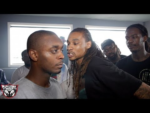 """The Battle Academy Presents """"Point To Prove - Small Room Battles"""" - Dev Vs. J Rizzy"""