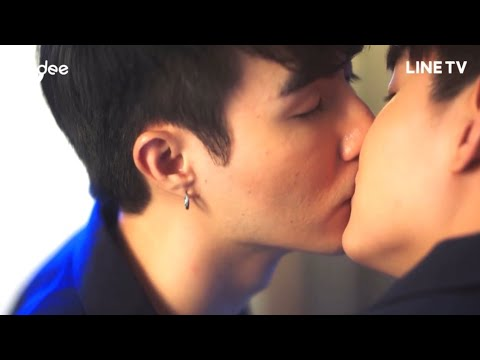 [ENG SUB] WHY R U EP 8 KISS SCENE ♥️ | #FighterTutor #ZeeSaint #SaifahZon #Mii2