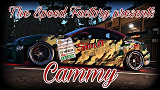 The Speed Factory presents: Cammy (Need For Speed Payback)