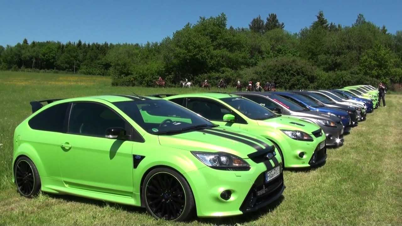 Ford Focus Rs Forum >> Focus Rs Forum Nurburgring 2012 Youtube