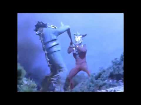 ultraman leo theme song (fan video/tribute)