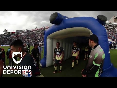 Cruz Azul vs.
