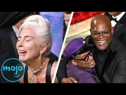 Top 10 Best Celeb Award Winning Reactions