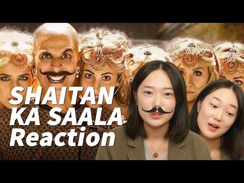 shaitan-ka-saala-reaction-video-|-housefull4-|-akshay-kumar-|-sohail-sen-feat.-vishal-dadlani