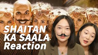 Shaitan Ka Saala Reaction Video | Housefull4 | Akshay Kumar | Sohail Sen Feat. Vishal Dadlani
