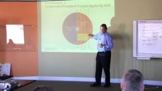 Spreker Serie Van 2012: De NDIS, Waar de Keuze van de Klant en de Krachten van de Markt Regel